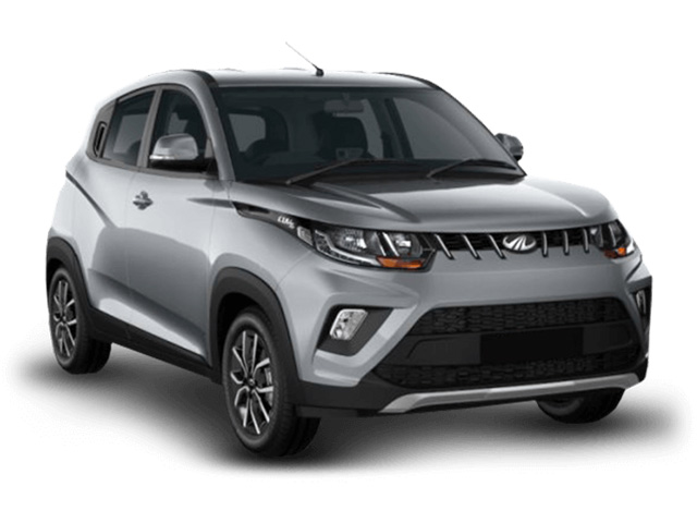 Electric Cars Mahindra eKUV
