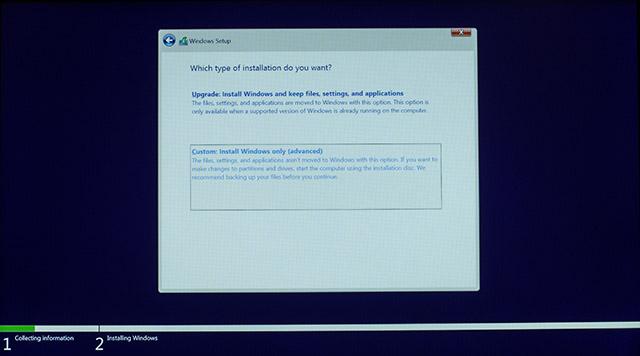 Instalar Windows 10 7