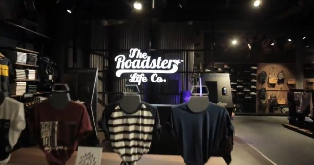 Myntras roadster go store with 30 second self checkout comes to myntra has launched a second line up of offline stores called roadster go for its private brand roadster and it comes with a 30 second self checkout solutioingenieria Choice Image