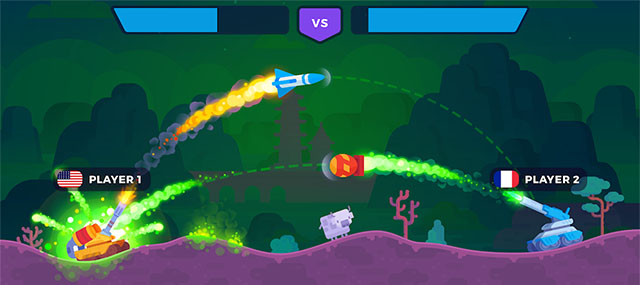 Tank Stars Android Games
