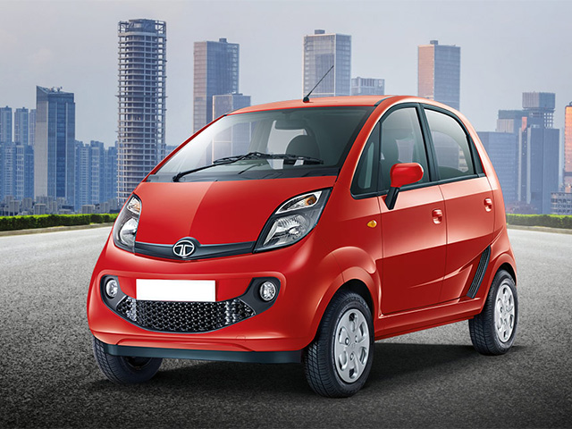 Electric Cars Tata Nano