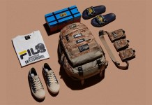 Official PUBG Merchandise by Fila