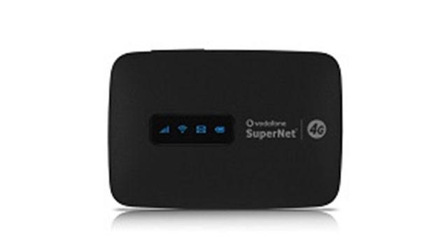 1. Vodafone R217 4G MiFi Device
