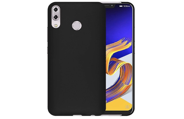 6. Knotyy Asus Zenfone 5Z Cover