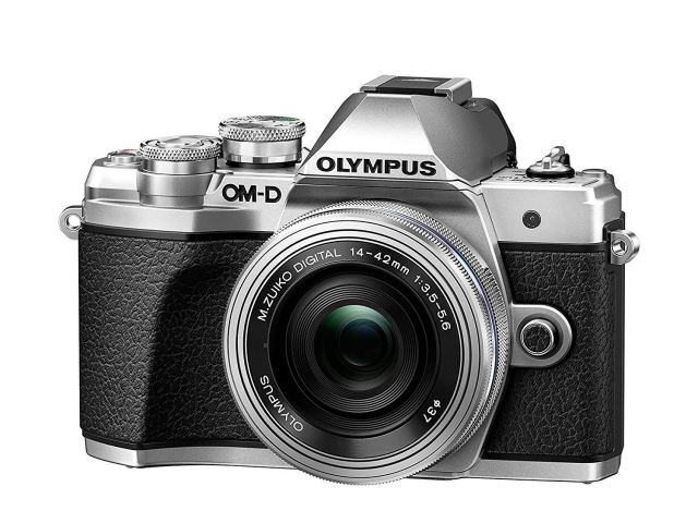 Olympus Mark III 4K shooting cameras