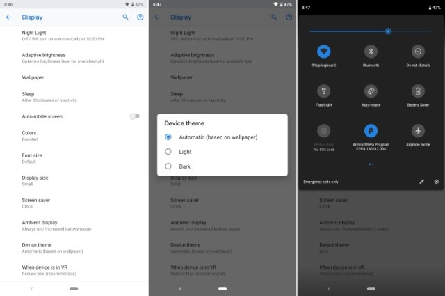 how to get android p beta pixel 2