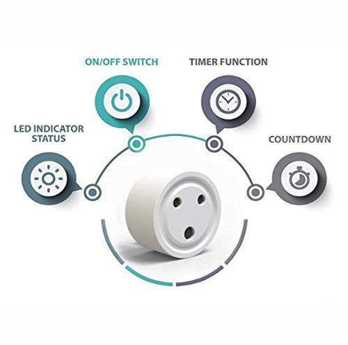 IOT Smart Plug google home