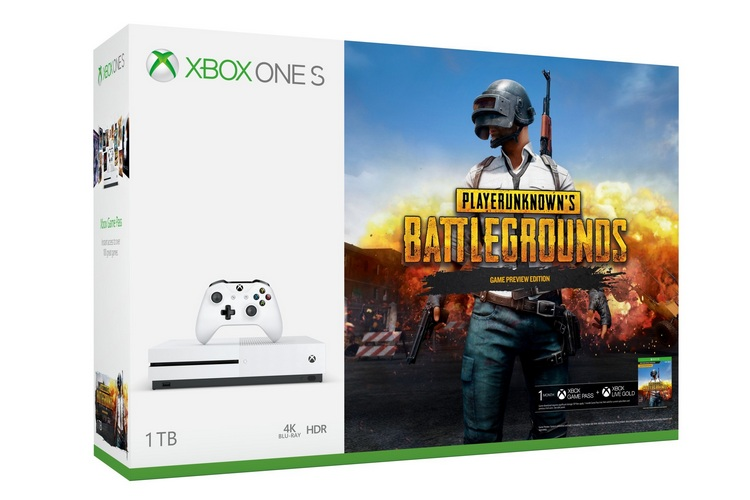 Xbox One S (1TB) With PUBG Available On Flipkart For Just