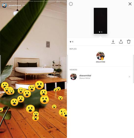 Instagram Spotted Testing Facebook-Like Emoji Replies in Stories