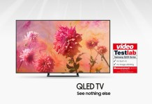 samsung qled tv burn-in test featured