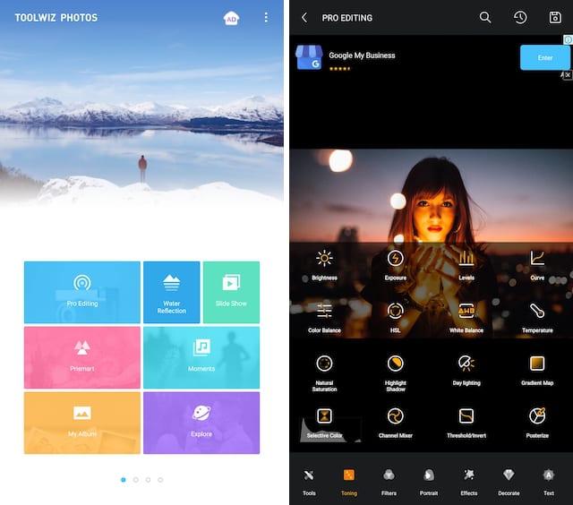3. Toolwiz Photos - Pro Editor