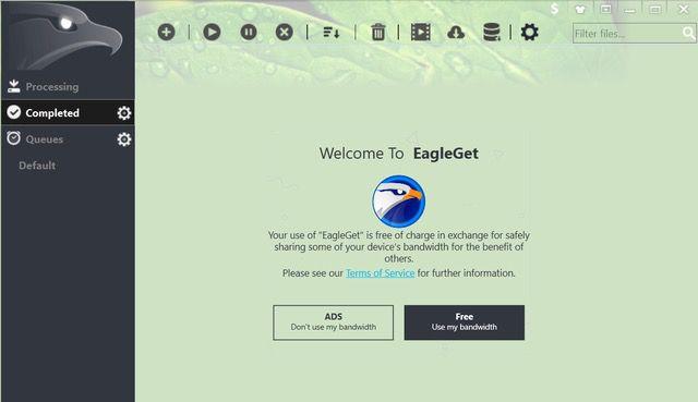5. EagleGet