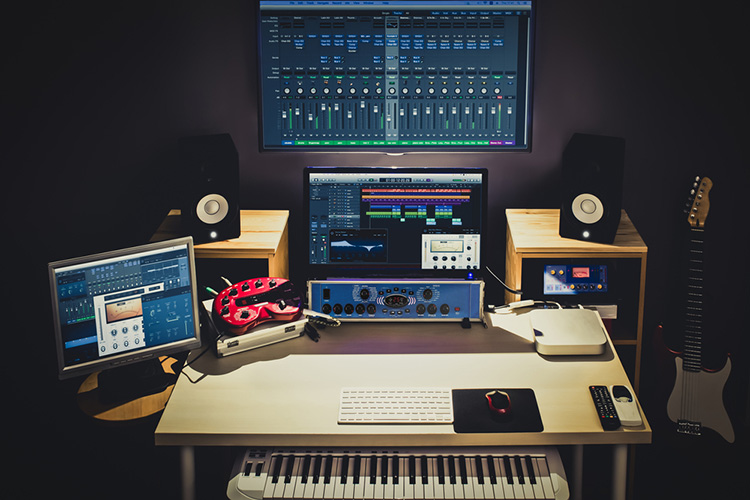 A Recording Studio for Your PC