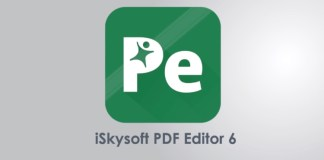 iSkysoft PDF Editor 6- A Powerful PDF Editor for Mac