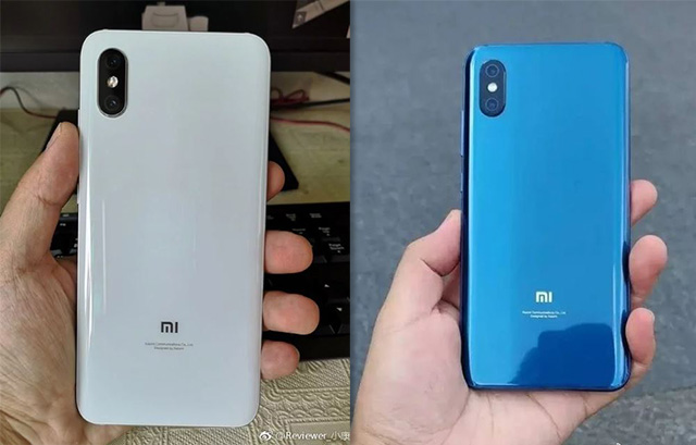 Hands-On Images of Xiaomi Mi 8X With In-Display Fingerprint Surface Online