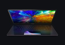 asus zenbook pro 15 touchpad