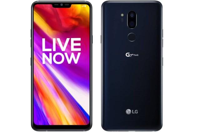 12. LG G7+ ThinQ