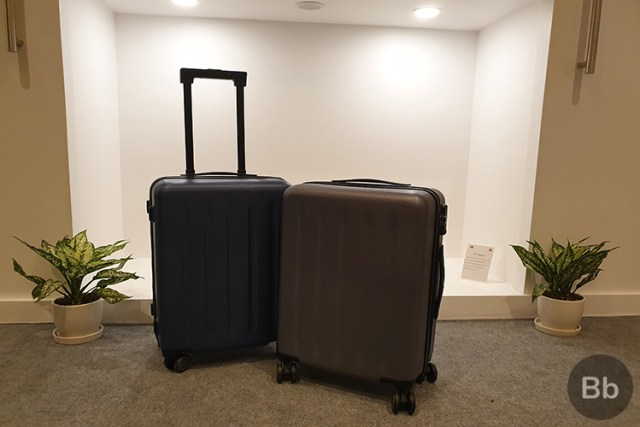 mi luggage launched in India, hands-on