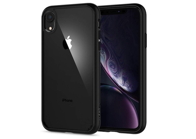 3. Spigen iPhone XR Ultra Hybrid Case