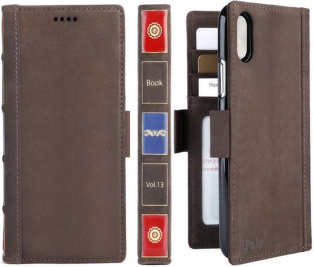 iphone xs max book case