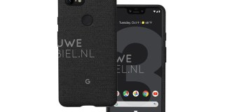 Pixel 3 and Pixel 3 XL Official Cases Leak Purported Design
