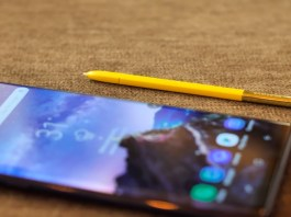 samsung note 9 s-pen customizations