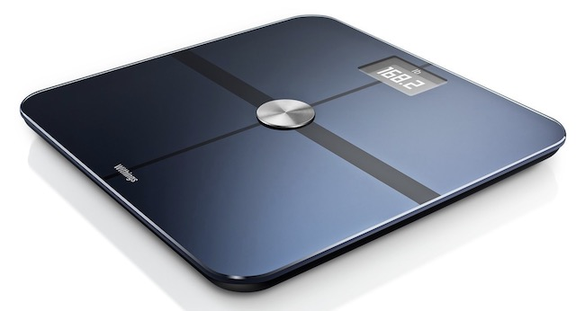 4. Withings WS-50 Smart Body Analyzer