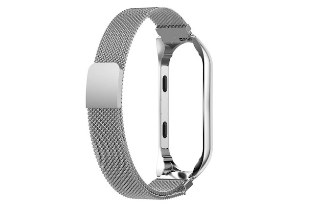 7. Yourig Stainless Steel Strap for Xiaomi MI Band 3