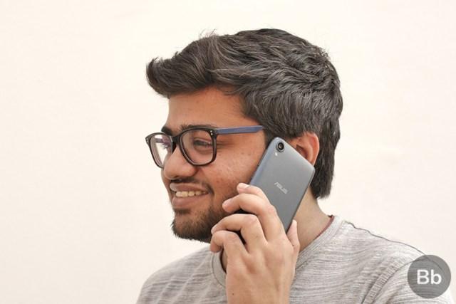 zenfone lite l1 telephony