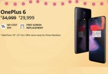 oneplus 6 discount