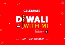 xiaomi diwali with mi sale event details