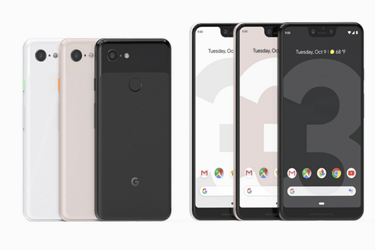 Google Pixel 3, Pixel 3 XL Official; Starts At $799 and On ...