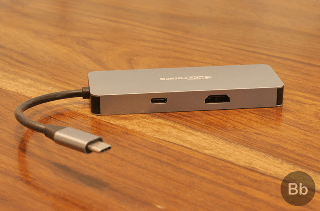 Portronics Mport 7C: The Inexpensive USB-C Dongle for MacBook
