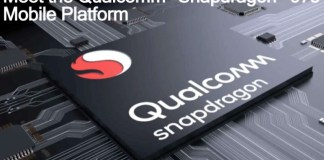 snapdragon 675 announced
