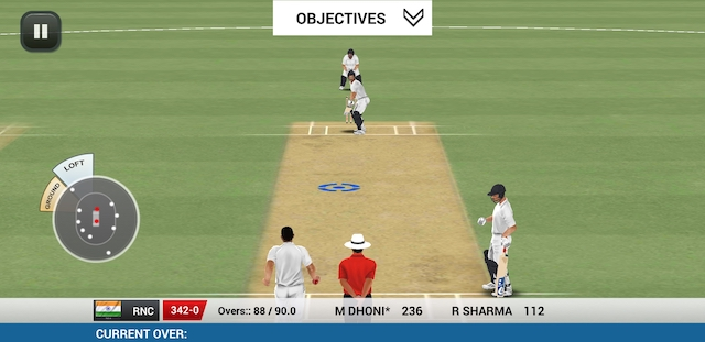 7. MS Dhoni - The Official Cricket Game
