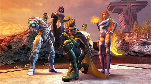 best mmorpgs DC Universe online
