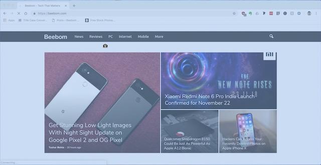 tomar captura de pantalla de una ventana en mac