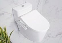 xiaomi smart toilet seat cover