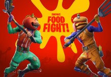 Fortnite food fight patch notes