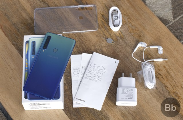 Samsung Galaxy A9 Review: Entertaining but Not Exciting