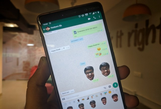 whatsapp sticker maker app