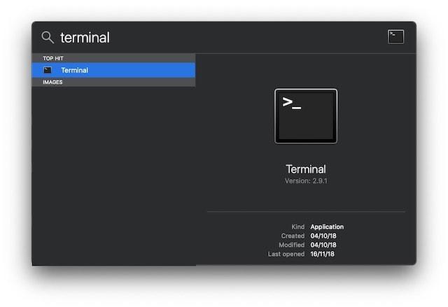 2. Limpiar la caché de DNS en su Mac 1