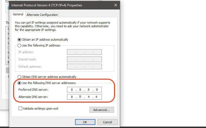 DNS_Probe_Finished_Nxdomain en un edige Windows00005