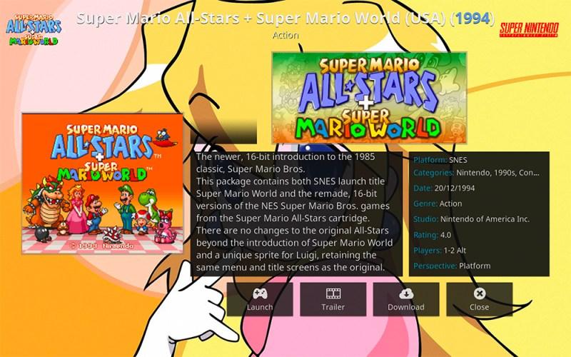 Kodi add-on add-ons addon addons games archive arcade retro