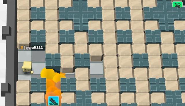 скриншот бластарена