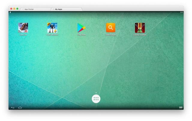 Эмуляторы Android для Mac Bluestacks
