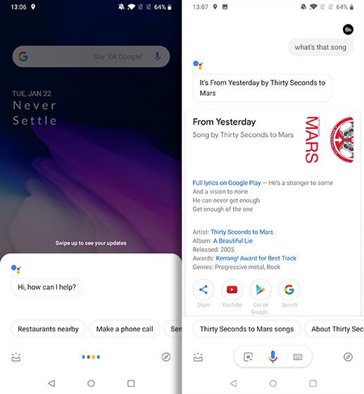 Крутые Android-ярлыки помощника гугла