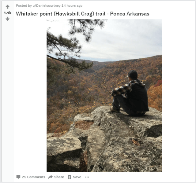 hiking and camping reddit