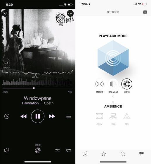 iPhone Music Player Apps монофонический