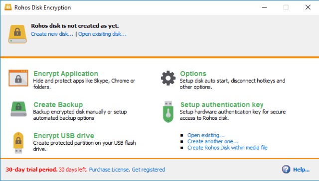 Шифрование USB-накопителей rohos шифрование диска